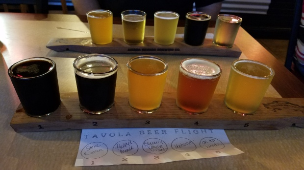 Tavola Flight